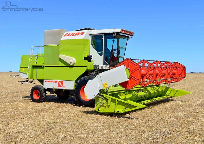 Claas Farm machinery & equipments for Sale in Australia