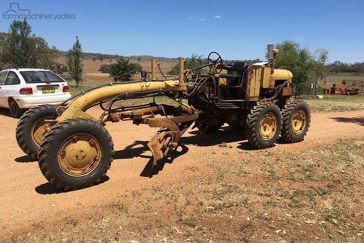 Used Allis Chalmers DD Equipment & Parts Graders for Sale in