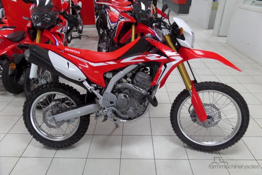 2019 Honda Crf250l My17 Oag Ad 14728437 Farmmachinerysalescomau