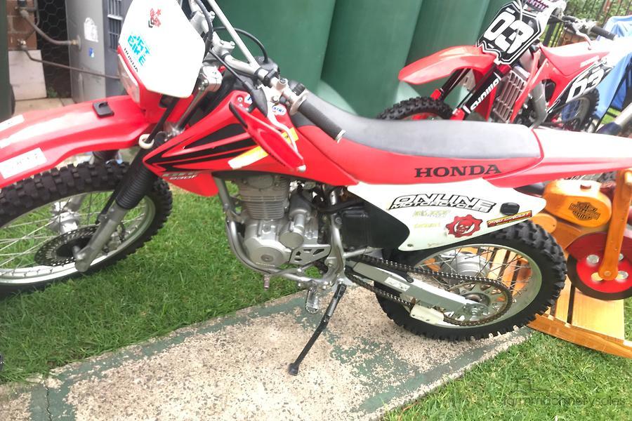 2006 Honda CRF230F-SSE-AD-6050988 - farmmachinerysales com au