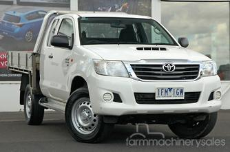 Search new used for sale farmmachinerysales 2015 toyota hilux sr manual 4x4 my14 publicscrutiny