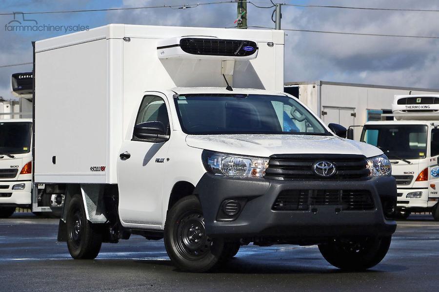 5ce1682d6a 2018 Toyota Scully RSV 1 Ton 2 Pallet High Back Hilux Auto Freezer-OAG-AD-15916665  - farmmachinerysales.com.au