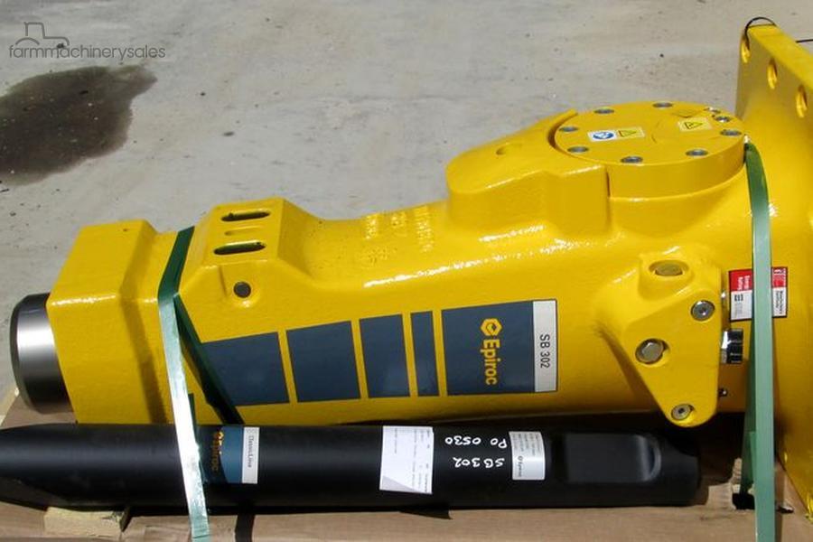 2019 Epiroc (Atlas Copco) SB 302 Hydraulic Breaker-AG-AD-198951