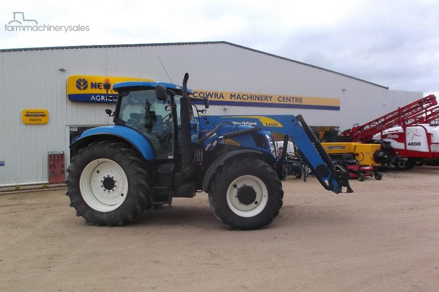 2011 New Holland T7030-OAG-AD-16299808 - farmmachinerysales