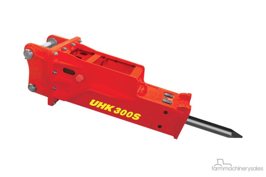 2019 UHK 50S Hydraulic Rock Breaker Hammer-OAG-AD-14244928