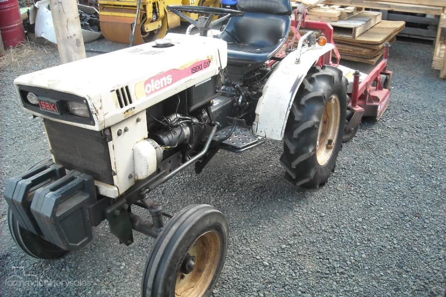 Iseki Bolens G172-OAG-AD-15912581 - farmmachinerysales com au