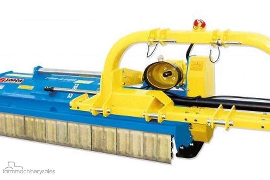 Zanon TRE 2300 Mulcher heavy version-OAG-AD-871312