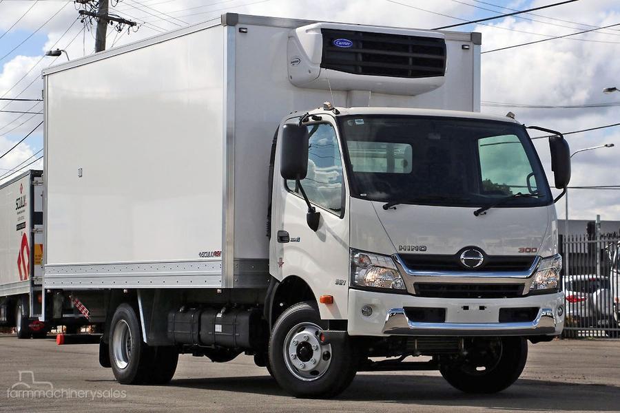 0c728155db 2018 Hino 921Scully RSV 4 Ton 6 Pallet Alpine Mover Auto  Tailgate-OAG-AD-947538 - farmmachinerysales.com.au