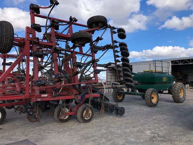 air seeder auger hydra system argos