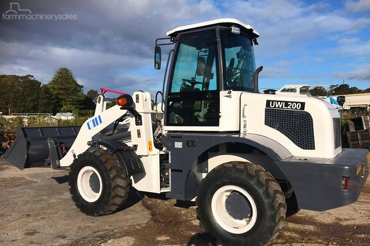 d28a2362427 2019 UHI MACHINERY UWL200 5.2T STOCK AVAILABLE IN BRISBANE AND SYDNEY