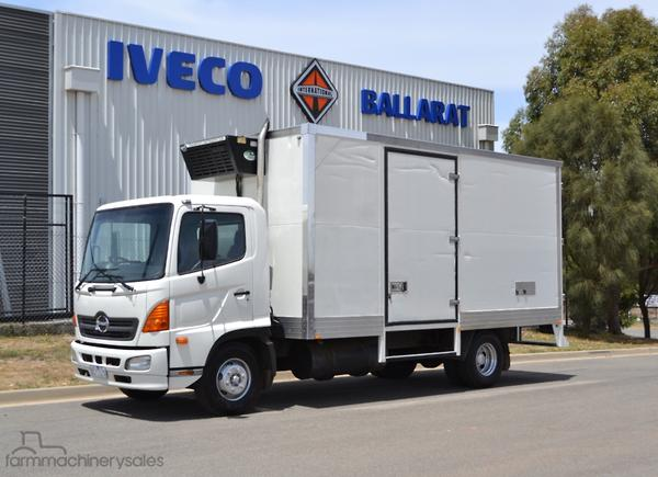 3de0057d5a Hino Refrigerated Truck Trucks for Sale in Australia -  farmmachinerysales.com.au