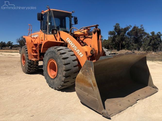 Doosan Farm machinery & equipments for Sale in Australia
