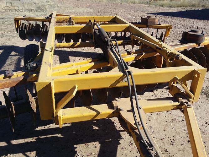Connor Shea TW36 Equipment & Parts Farm machinery
