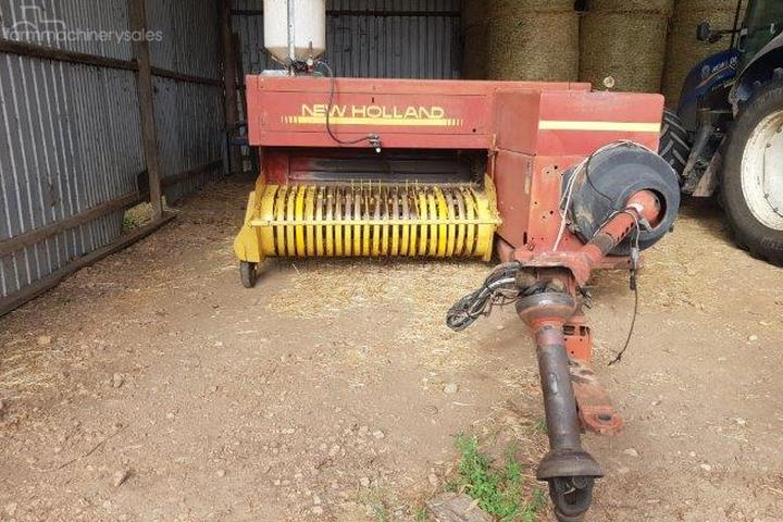 New Holland 568 Farm machinery & equipments for Sale in
