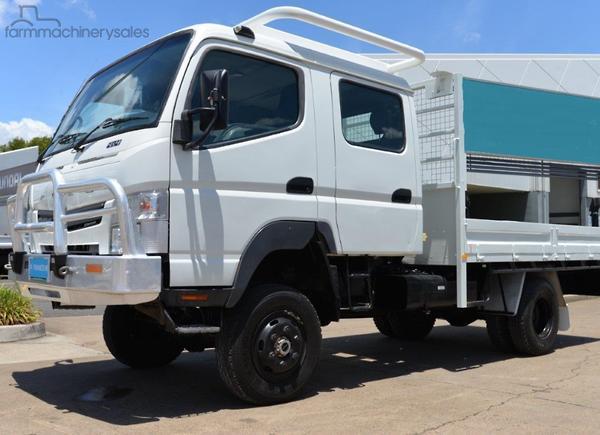 Mitsubishi All Wheel Drive Trucks for Sale in Australia