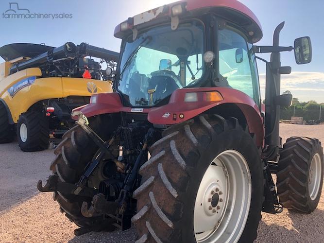 Case 4WD & FWA Tractors for Sale in Australia