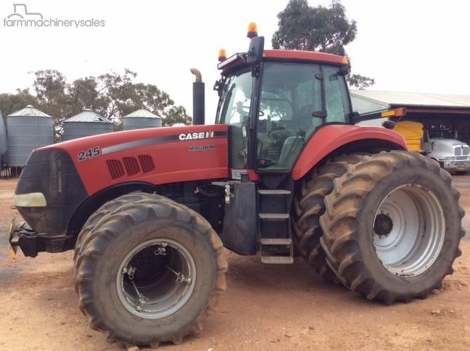 CASE IH Magnum 245 Farm machinery & equipments for Sale in