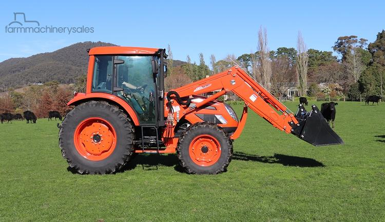 Kioti Farm machinery & equipments for Sale in Australia