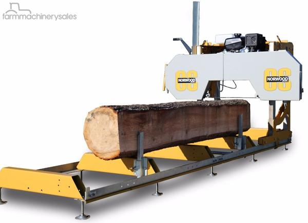 FRONTIER SAWMILLS OS27 SAW MILL BY NORWOOD OS27 Farm machinery