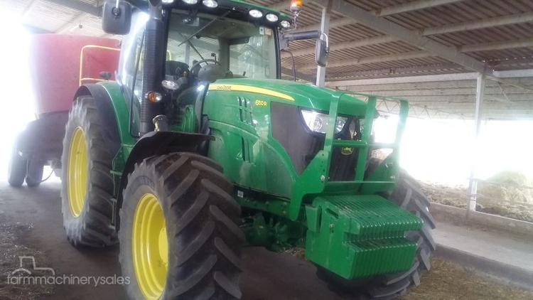 John Deere 6150R Farm machinery & equipments for Sale in Australia