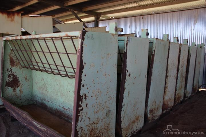 8 x Cattle Feeders Specialist Equipments for Sale in New