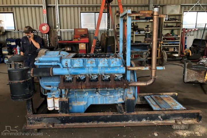 DEUTZ Farm machinery & equipments for Sale in Australia