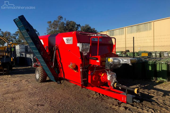 Feed Mixers Livestock Equipments for Sale in Australia
