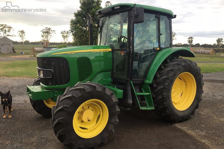 John Deere 6220 Farm machinery & equipments for Sale in