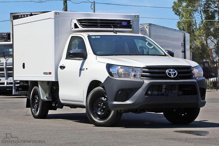 Toyota Trucks for Sale in Australia - farmmachinerysales com au