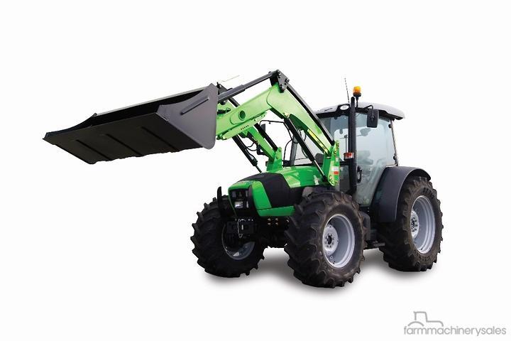 Deutz Fahr Agrofarm 100 DT Farm machinery & equipments for