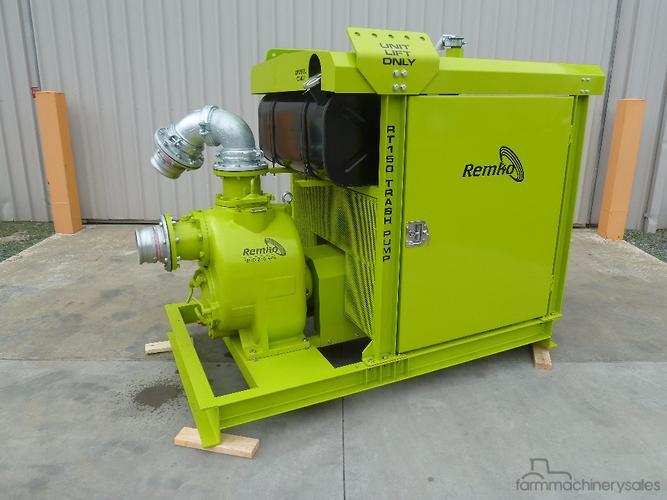 Irrigation equipments for Sale in Australia - farmmachinerysales com au