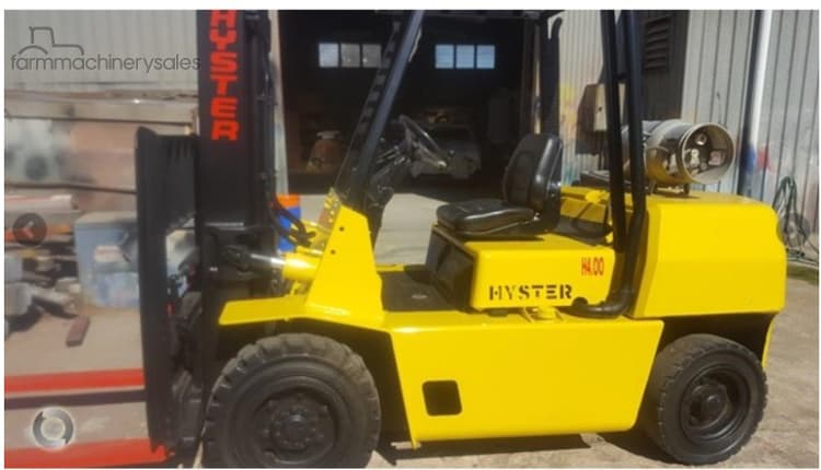 Hyster Farm machinery & equipments for Sale in Australia