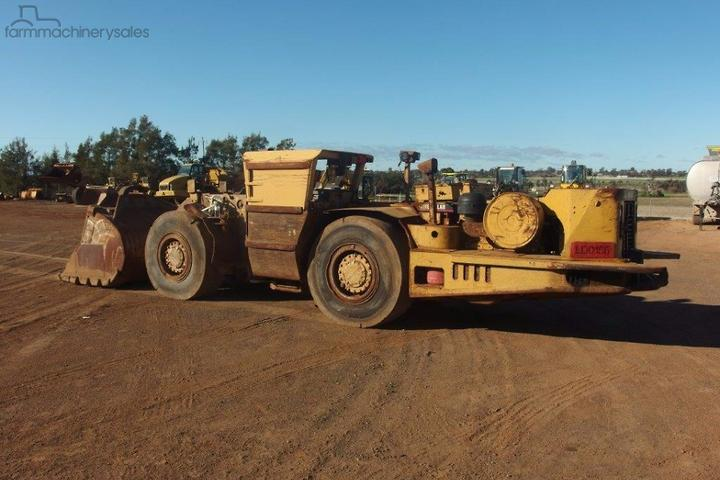 Caterpillar Underground Loader Wheel Loaders for Sale in