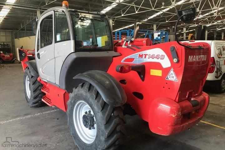 Manitou Farm machinery & equipments for Sale in Australia