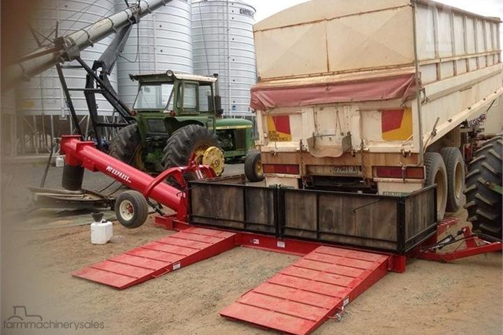 Drive Over Hopper Pit Express Farm machinery & equipments for Sale