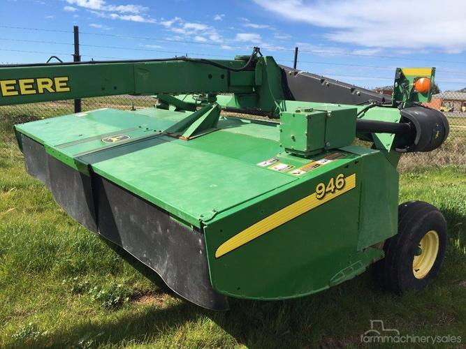 John Deere 946 Farm machinery & equipments for Sale in