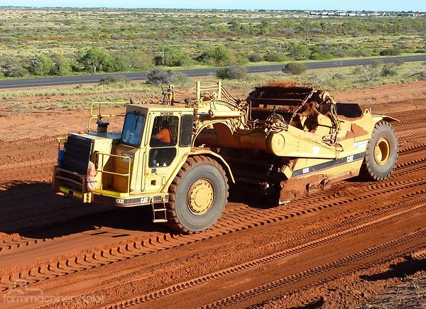 9628c0c52a2 Caterpillar Scrapers for Sale in Australia - farmmachinerysales.com.au