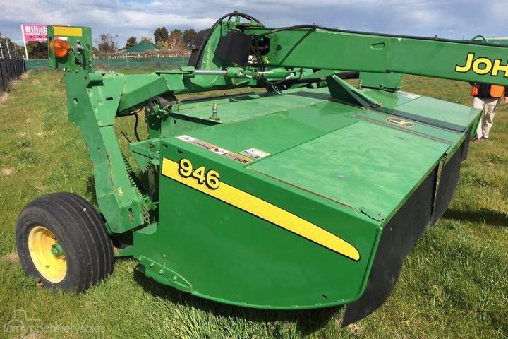 John Deere 946 Equipment & Parts Mower Conditioner Hay