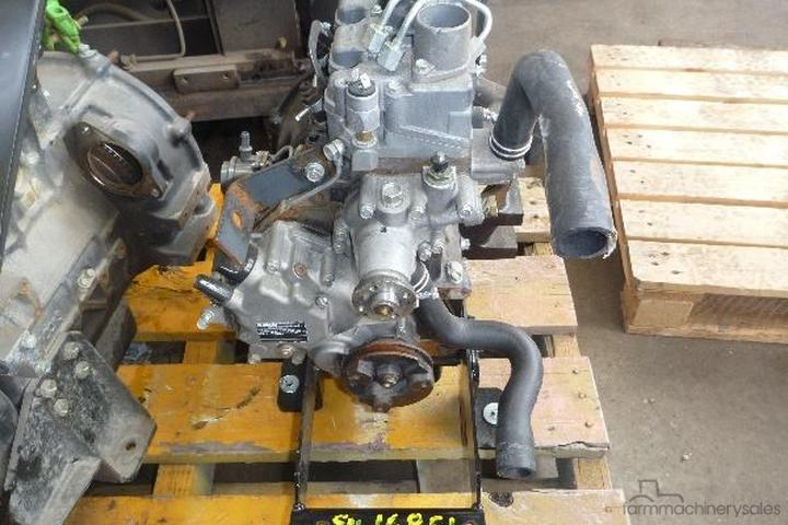 DISMANTLING PERKINS 402D-05 DIESEL ENGINES Engine Parts for