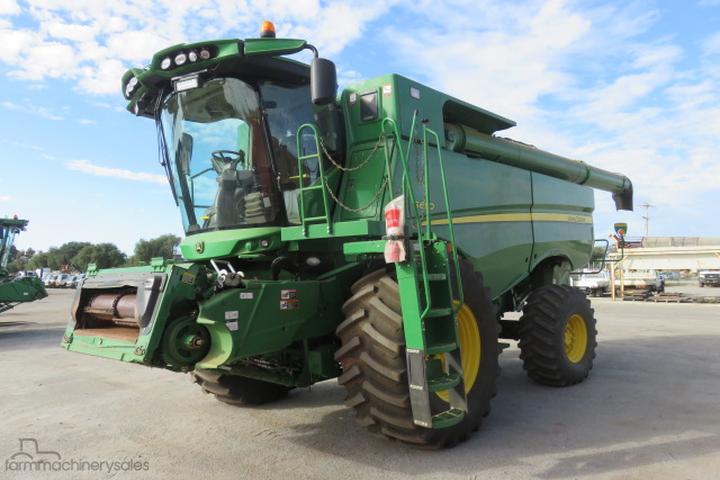 John Deere S690 Farm machinery & equipments for Sale in