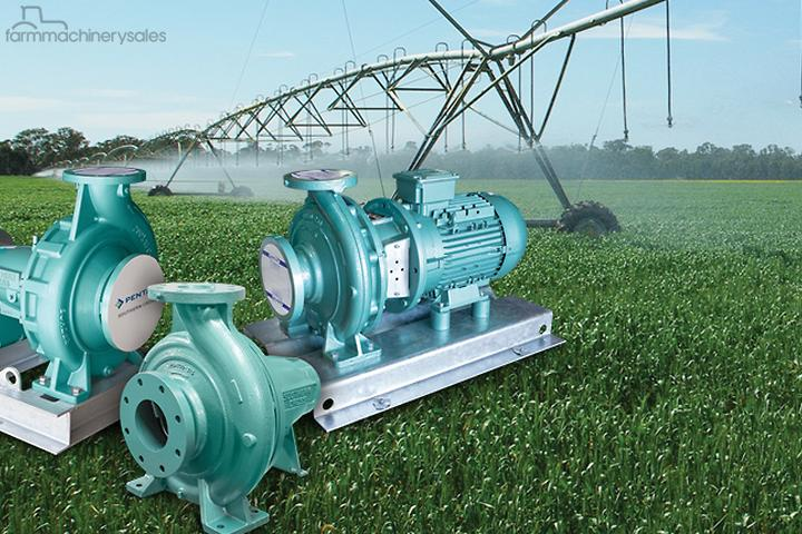 Southern Cross & Onga Water Pumps, Line Shaft, End Suction