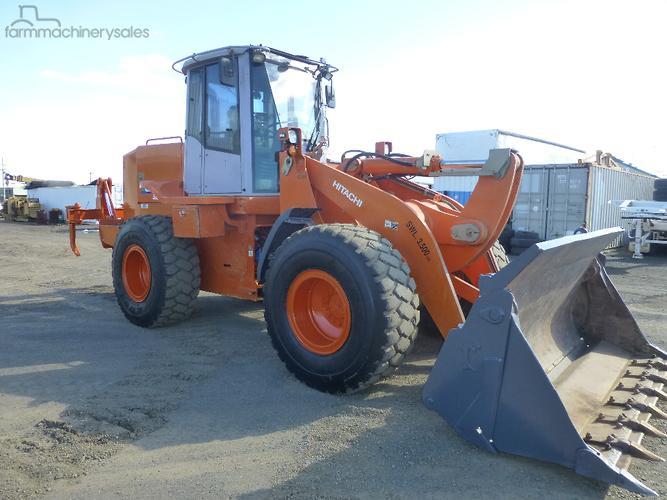 Hitachi Farm machinery & equipments for Sale in Australia