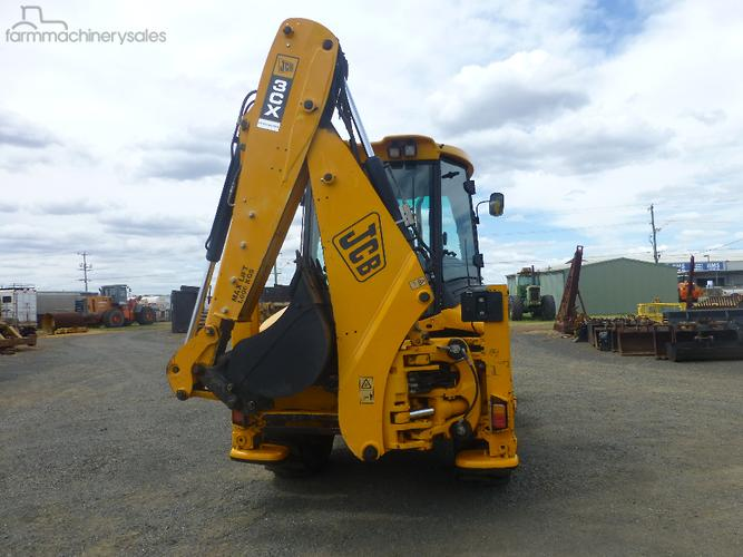 JCB 3CX Farm machinery & equipments for Sale in Australia