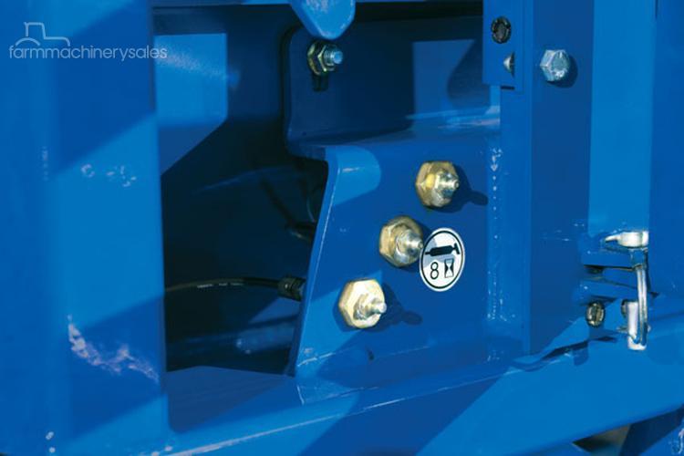 Brandt Grain Vac 5200EX Farm machinery & equipments for Sale