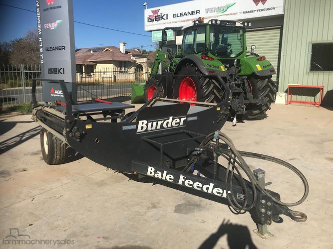 Burder Farm machinery & equipments for Sale in Australia