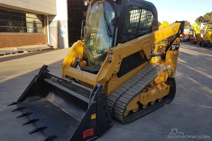 Caterpillar 249D Farm machinery & equipments for Sale in