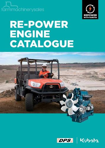 KUBOTA V1903 Equipment & Parts Diesel Engine Engines