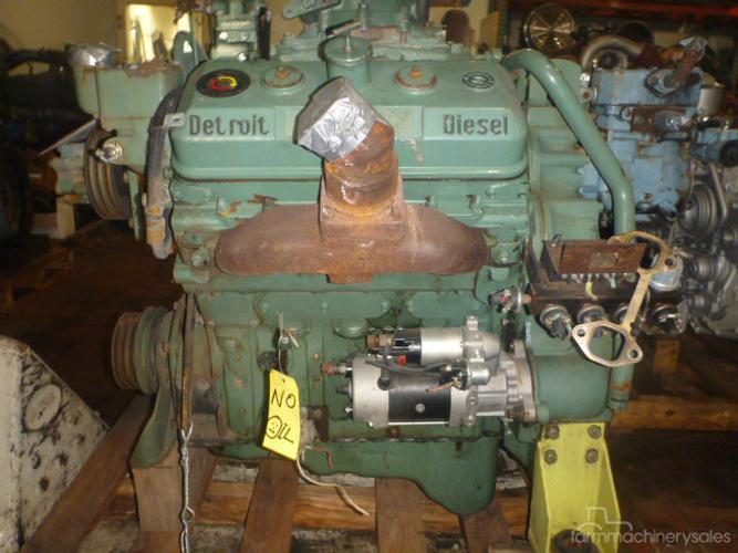 DETROIT Farm machinery & equipments for Sale in Australia