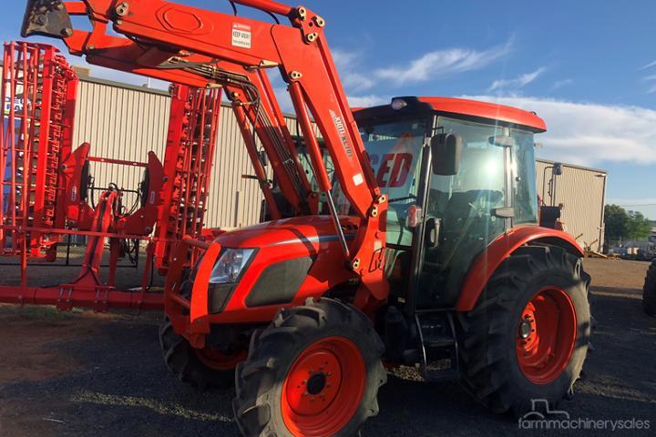 Used Kioti Tractors for Sale in Australia