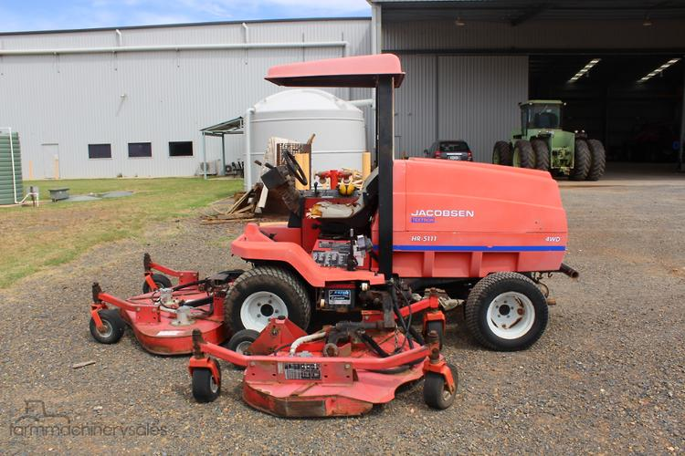 Jacobsen Farm machinery & equipments for Sale in Australia